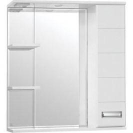 Зеркальный шкаф Style line Ирис 75 со светом (2000948995299)