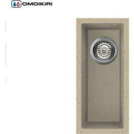 Кухонная мойка Omoikiri Bosen 20-U-CH, 200х440, шампань (4993246)