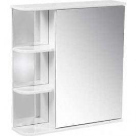 Зеркальный шкаф Меркана Керса 02, 65см полки слева (7655)