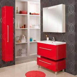 Комплект мебели Акватон Мадрид 80 бордо
