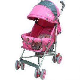 Коляска-трость прогулочная Shenma Balu (розовый) 632 S-422