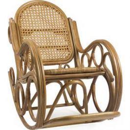 Кресло-качалка Мебель Импэкс Novo с подушкой мёд