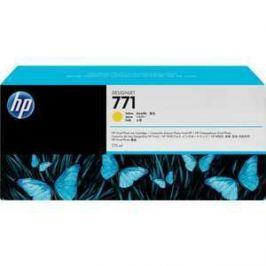 Картридж HP 771C желтый (B6Y10A)