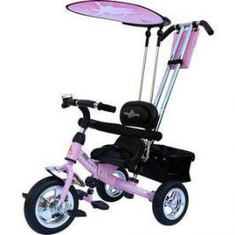 Трехколесный велосипед Lexus Trike Volt (MS-0575) розовый