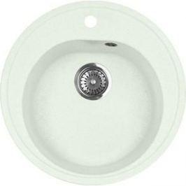 Кухонная мойка AquaGranitEx M-08 505х505 салатовый (M-08 (303))