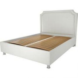 Кровать OrthoSleep Федерика ортопед. основание белый 160х200