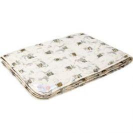 Полутороспальное одеяло Ecotex Золотое Руно 140х205 (ОЗР1)