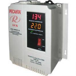 Стабилизатор напряжения Ресанта АСН-1 000 Н/1-Ц Lux