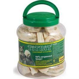 Лакомства TitBit Сухие лакомства из субпродуктов пятачок диетический для собак 4,3л (008102/3161)