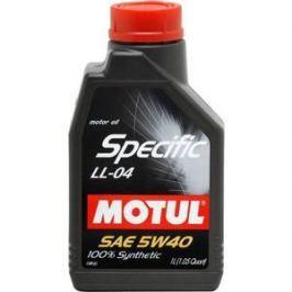 Моторное масло MOTUL Specific LL-04 BMW 5w-40 1 л