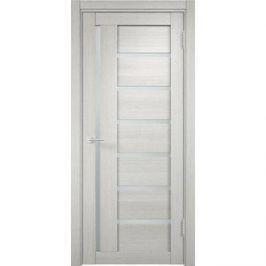 Дверь ELDORF Берлин-2 остекленная 1900х600 экошпон Слоновая кость