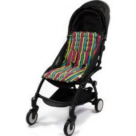 Матрасик Choopie (Чупай) для коляски с чехлами на ремни CityLiner 575/5501 Broadway Stripes