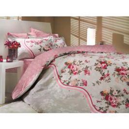 Комплект постельного белья Hobby home collection 1,5 сп, поплин, Susana, розовый (1501000177)