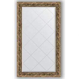 Зеркало с гравировкой поворотное Evoform Exclusive-G 76x130 см, в багетной раме - фреска 84 мм (BY 4227)