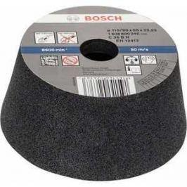 Чашка коническая Bosch 110/90х55мм K36 по камню (1.608.600.240)