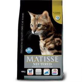 Сухой корм Farmina MATISSE Neutered для стерилизованных кошек 1,5кг (32102)