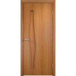Дверь VERDA Тип С-10(г) глухая 1900х600 МДФ финиш-пленка Миланский орех