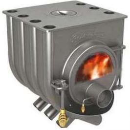 Отопительная печь Бренеран АОТ-06 т00 плита с 1 конфоркой дверца со стеклом