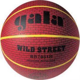 Баскетбольный мяч Gala WILD STREET 7 (арт. BB7081R)