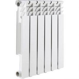 Радиатор отопления ROMMER Optima 500 алюминиевый 12 секций