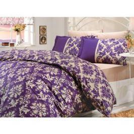Комплект постельного белья Hobby home collection 2-х сп, поплин, Avangarde, фиолетовый (1501000626)