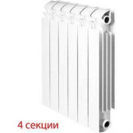 Радиатор отопления Global алюминиевые VOX - R 500 (4 секции)