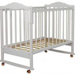 Кроватка Агат Золушка 1 (белая) 52104