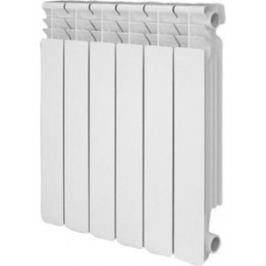 Радиатор отопления Roda алюминиевый 6 секций (GSR 33 50006)