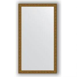 Зеркало в багетной раме поворотное Evoform Definite 74x134 см, виньетка состаренное золото 56 мм (BY 3295)