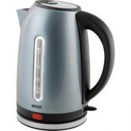 Чайник электрический Mystery MEK-1630 серебристый