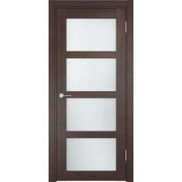 Дверь CASAPORTE Рома-11 остекленная 1900х550 экошпон Венге