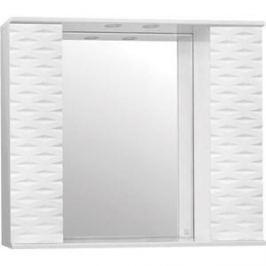 Зеркальный шкаф Style line Папирус 90 со светом (2000949077956)