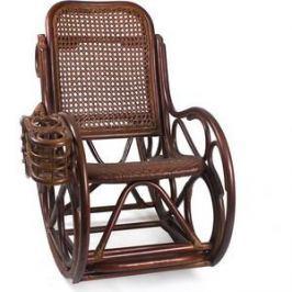 Кресло-качалка Мебель Импэкс Novo Lux Corall коньяк