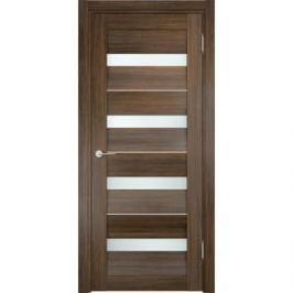 Дверь CASAPORTE Сицилия-12 остекленная 2000х800 экошпон Венге мелинга