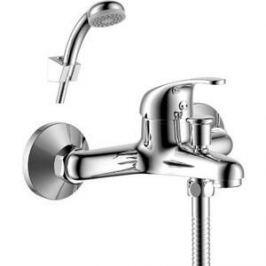 Смеситель для ванны Rossinka излив 138 мм с аксессуарами (Y35-31)