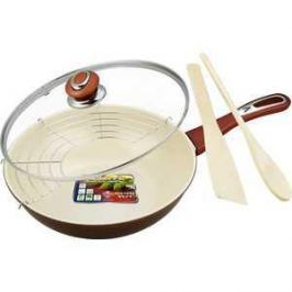 Сковорода wok Vitesse D 26 см (3 л) VS-7655
