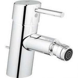 Смеситель для биде Grohe Concetto с донным клапаном (32208001)