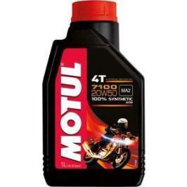 Моторное масло MOTUL 7100 4T 20W-50 1 л