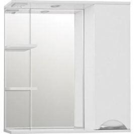 Зеркальный шкаф Style line Жасмин 80 со светом (2000948998061)
