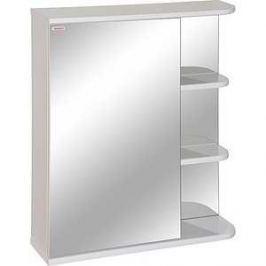 Зеркальный шкаф Меркана Керса 02, 65 см полки справа (7654)