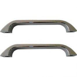Ручки для стальных ванн Laufen Pro/Palladium хром (2.9618.1.004.000.1)