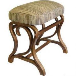 Банкетка Диана Мебелик средне-коричневый/рогожка коричневая