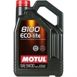 Моторное масло MOTUL 8100 Eco-lite 5W-30 4 л