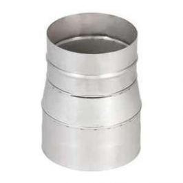 Переходник Феникс с диаметра 80 на 115 мм (1.0 нерж.мат.)(01313)