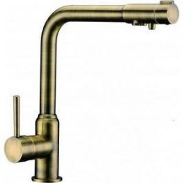 Смеситель для кухни Kaiser Teka под фильтр, бронза Bronze (13044-3)
