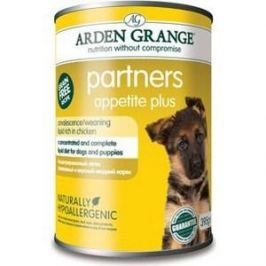 Консервы ARDEN GRANGE Weaning/Puppy Partners Appetite Plus with Fresh Chicken суп с курицей для щенков 395г (AG827010)