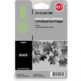 Картридж Cactus CLI-451BK (CS-CLI451BK)