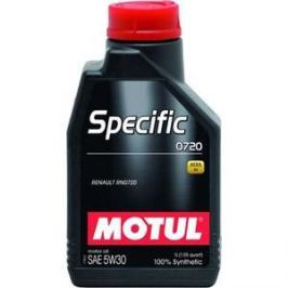 Моторное масло MOTUL Specific 0720 5W-30 1 л