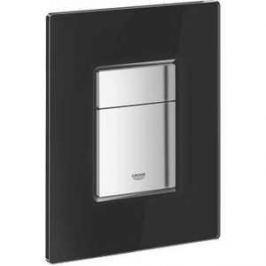 Клавиша смыва Grohe Skate Cosmopolitan стеклянная поверхность черный (38845KS0)