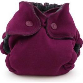 Многоразовый памперс Kanga Care Ecoposh Organic Newborn Boysenberry